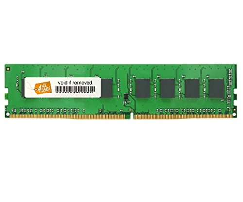 - 16GB DDR4-2400 (PC4-19200) Memory RAM Upgrade for the Compaq HP Proliant DL380 G9 SERVER MEMORY
