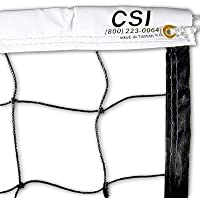Cannon Sports 32-ft Competition Volleyball Net with Vinyl Coated Steel Cable