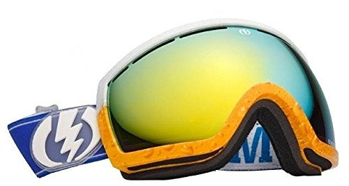 Pat Moore Beer Goggles Pro Electric Eg2 Mirrored Wide Angle Mens Ski Snowboard Goggles