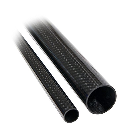 "1/2"" OD x 48.0"" Carbon Fiber Tubing"