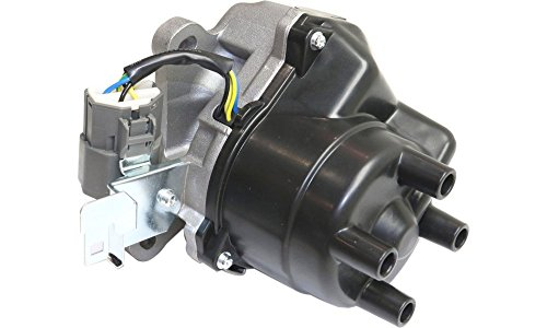 1997 Acura Cl Distributor (Evan-Fischer EVA2718081521 New Direct Fit Distributor for Honda Accord 96-97 Cl 97-97 With Cap And Rotor 4 Cyl 2.2L)