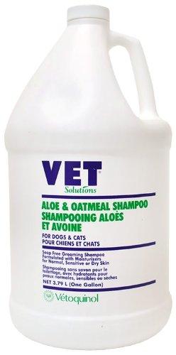 Vet Solutions Aloe and Oatmeal Shampoo (Gallon), My Pet Supplies