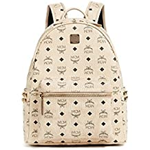 MCM Unisex Stark Side-Stud Small Medium Backpack