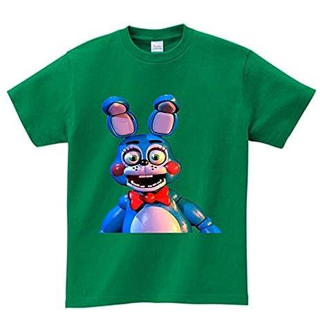 e722d4bb9b153 Amazon.com: Grocoto T-Shirts - Boys T Shirt Five Nights at Freddy ...