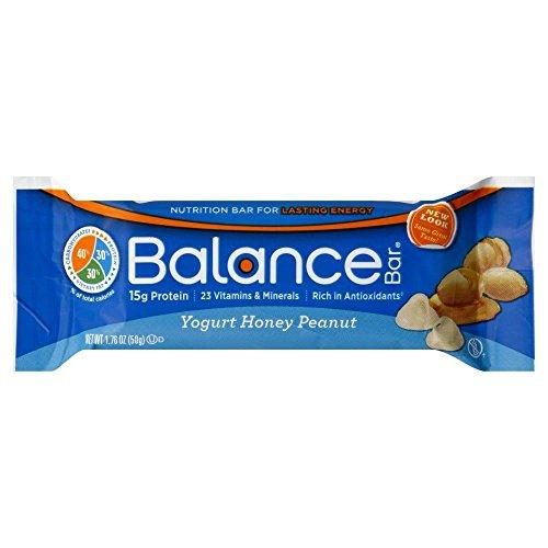 Balance Bar Yogrt Hny Pnt Size 1.76z Balance Bar Yogurt Honey Peanut 1.76z (1.76 Ounce Balance)
