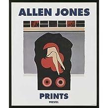 Allen Jones: Prints (Art & Design) by Marco Livingstone (1995-10-02)