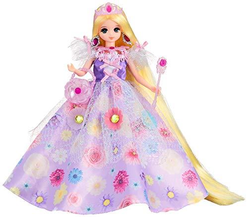 리카 쨩 인형 ゆめみる 공주 샤이니 에센스 み ゆ 짱 / Rika-chan Doll Yumemi-no-Princess Shiny Floral Miyu-chan