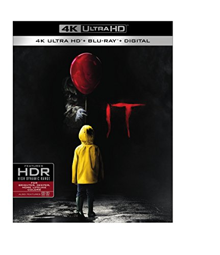 It (4K UHD BD) [Blu-ray]