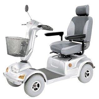 Amazon.com: Scooter para personas con movilidad reducida hs ...
