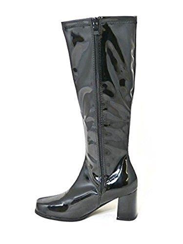 Stores Fashion Ginocchio Ltd World Online Stivali Donna Black Al wwq6FP