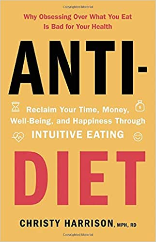 Image result for anti diet book