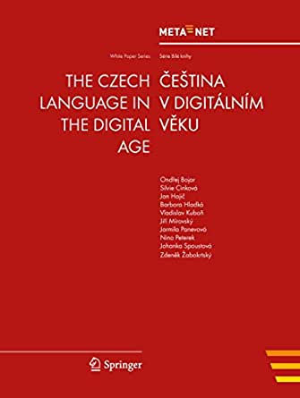 The Czech Language in the Digital Age (White Paper Series ...