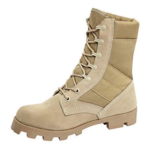 Rothco Desert Tan Speedlace Jungle Boot, 9