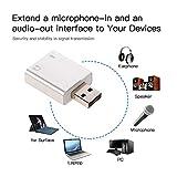 Docooler Sound Adapter Aluminum Alloy USB