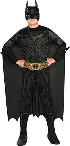 New Batman Costumes Dark Knight Rises (Rubie's Costume 886360_STD The Dark Night Rises Teen Batman Costume)