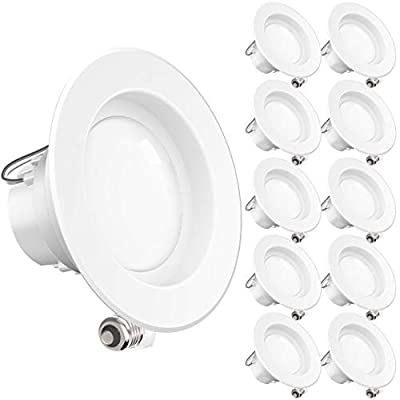 "4"" Smooth Downlight 11W"