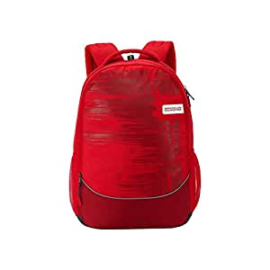 American Tourister Popin 48 cms Red Casual Backpack (FU4 (0) 00 003)