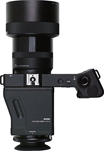 Sigma DP3 Quattro Compact Digital Camera and LCD View Finder Kit