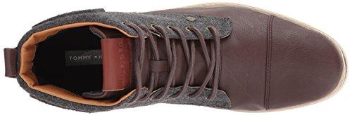 Tommy Hilfiger Heren Ferguson Fashion Laars, Bruin, 7.5 Medium Us