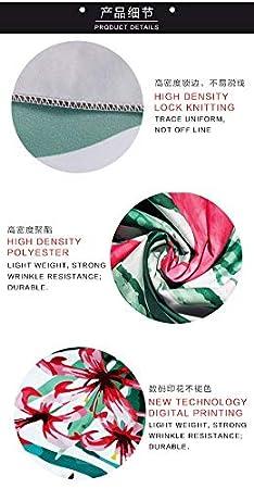 Arazzo da Parete,Nordic Moderno Piccolo Fresche Piante Tropicali Foglia Verde Fiori Bird Serie Tessuti Stampati per La Casa Decorazione Murale Spiaggia Coperta,150 X 130 Cm