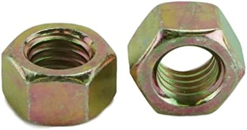 1//2-13 USS Hex Head Nuts 50pcs Grade 8 More Selections in Listing Hardened Nut 1//2-13 Hex Nuts