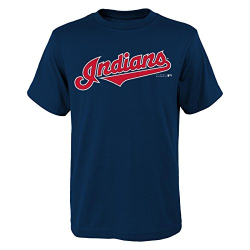 MLB  Cleveland Indians Youth Boys 8-20