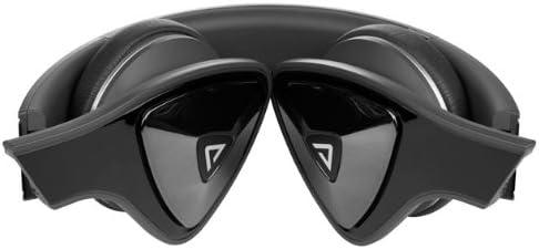 Monster cable 123949-00 Monstern – DNA ON-EAR HEADPHONEES – BLACK CHROME DARK GRAY