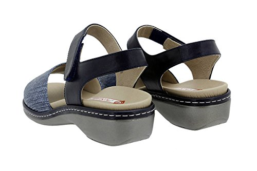 Chaussure À 180781 Sandales Piesanto Amovible Orion Femme Visón Semelle Confort Xpxvq