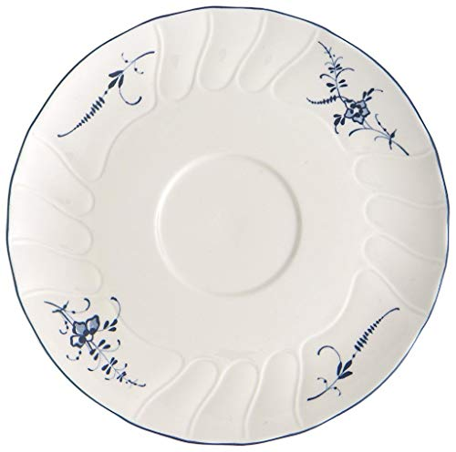 Vieux Luxembourg Cream Soup Saucer-Import