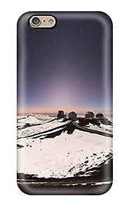 Slim Fit Tpu Protector Shock Absorbent Bumper Landscape Case For Iphone 6