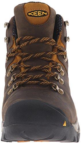 Angelägen Verktyg Mens Cleveland Arbete Boot Kaskad Brun / Inca Gold