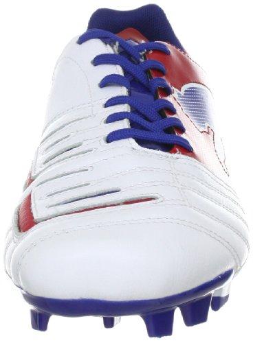 Puma Soccer - Zapatillas de fútbol White/Ribbon Red