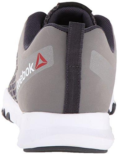 Reebok White Ash Women's Training Coal Icono TBD Shoe Pink Grey fxqafBr