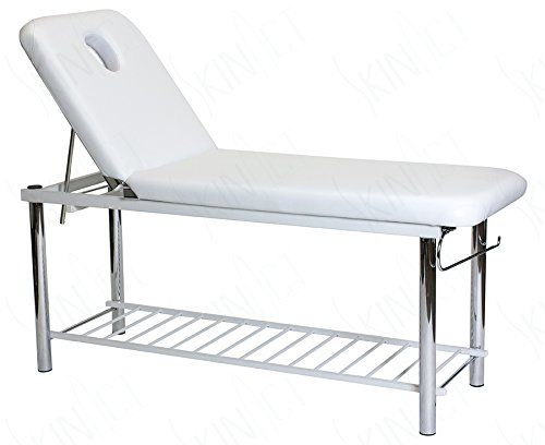 Price comparison product image Metal Frame Edition of Smart Massage/Facial Bed & Table +600lbs (Heavy Duty) with One Free Stool