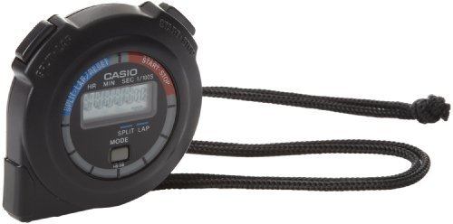 Casio HS 3V Black Multi Function Digital Stopwatch