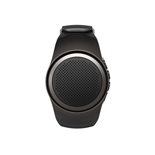 CAMTOA-Wireless-Bluetooth-Wrist-Speaker-MP3-Music-Player-Watch-Mini-SpeakerRunning-Small-Speaker-for-Remote-Control-SelfiePhone-Anti-lostHandsfree-Calls-TF-Card-PlayingFM-Radio