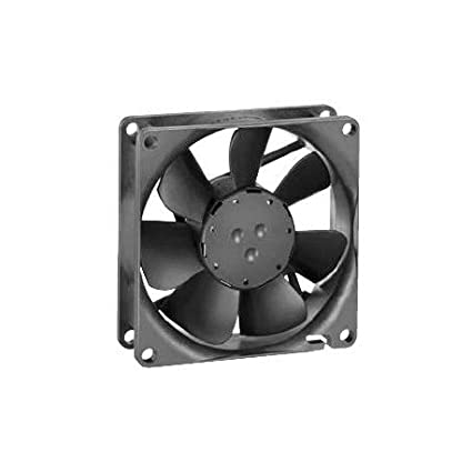 Amazon com: 8412 NGLE 12VDC 37mA 0 45W, 2-WIRE, 80x25mm FAN