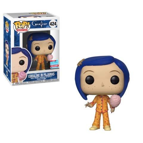 Funko Coraline - Coraline en Pijamas Pop! Vin