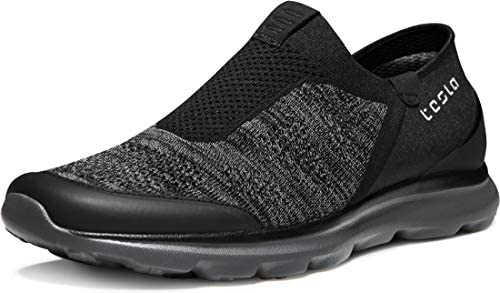 TSLA Men s Boost Running Walking Sneakers Performance Shoes