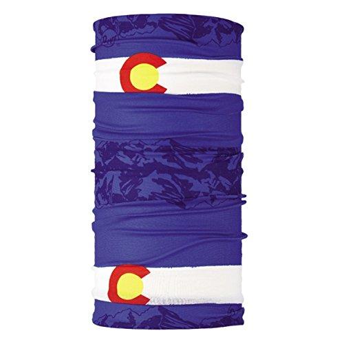 Apparel Headwear Men (BUFF Original Multifunctional Headwear, Colorado, One Size)