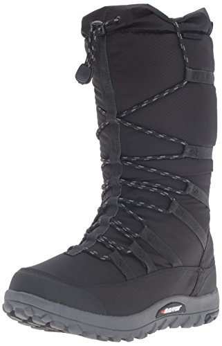 Baffin Women's Escalate Snow Boot, Black, 9 M US