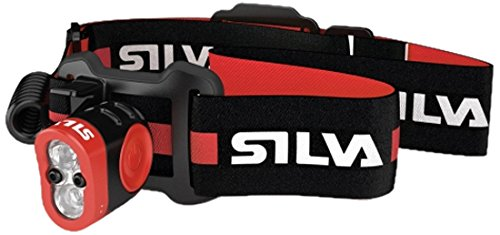 Silva Stirnlampe Trail Speed Runner, Rot, One Size, 30-0000037310
