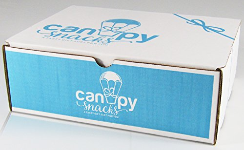 Canopy ...  sc 1 st  college & Canopy Snacks u2013 Ultimate Snacks Variety Box u2013 Chips Cookies ...