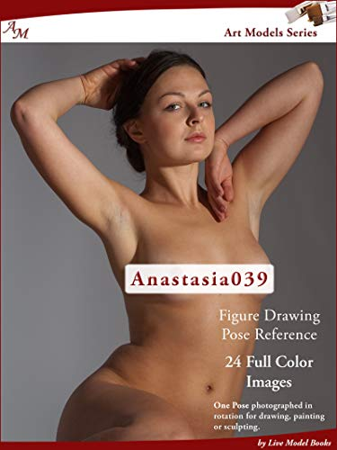 Amazon com: Art Models Anastasia039: Figure Drawing Pose Reference