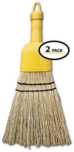 amish corn broom - 5
