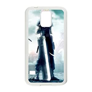 Final Fantasy Boy Samsung Galaxy S5 Cell Phone Case White Protect your phone BVS_722883