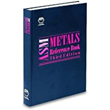 ASM Metals Reference Book, Third Edition