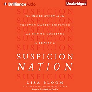 Suspicion Nation Audiobook