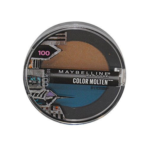 (Maybelline Color Molten Limited Edition Eye Shadow Sweeping Blue 400)