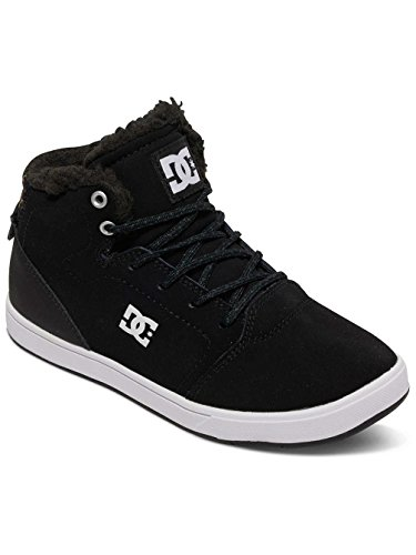 DC Crisis High WNT B BTA Jungen Hohe Sneakers Black/Camo
